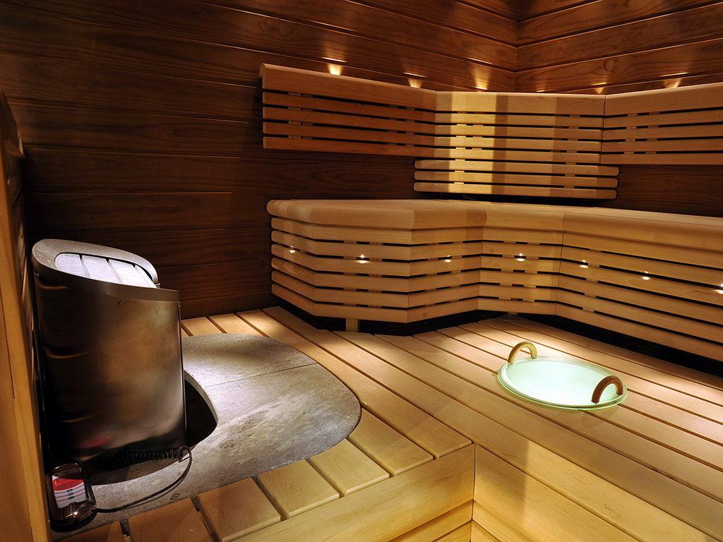 внутренняя конструкция бани и сауны
