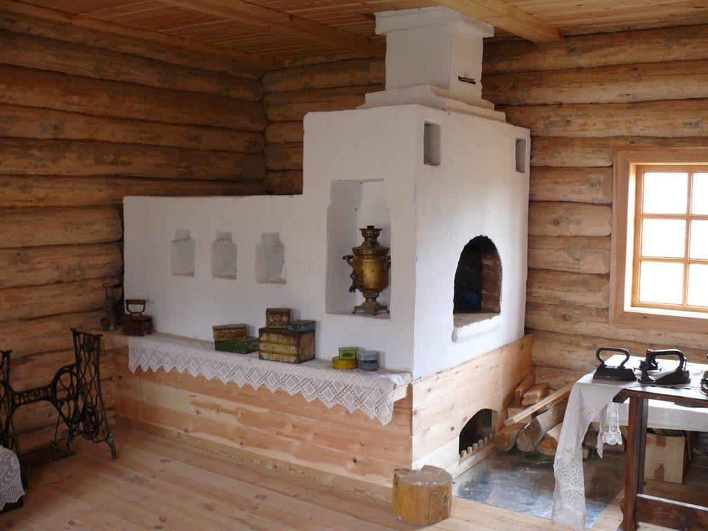 Русская печь кладка